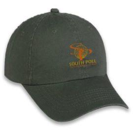 SPGCA Ball Cap Solid Dark Green