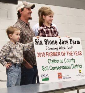 2018 Farmer of the year